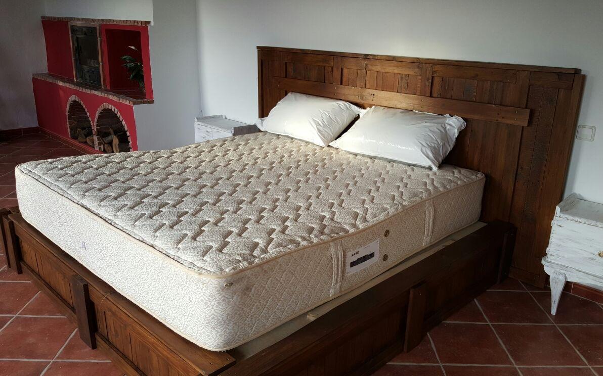 cama rustica rivadavia 2