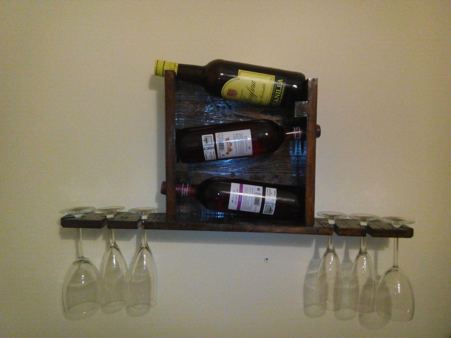 wilde botellero rustico 1 compressor