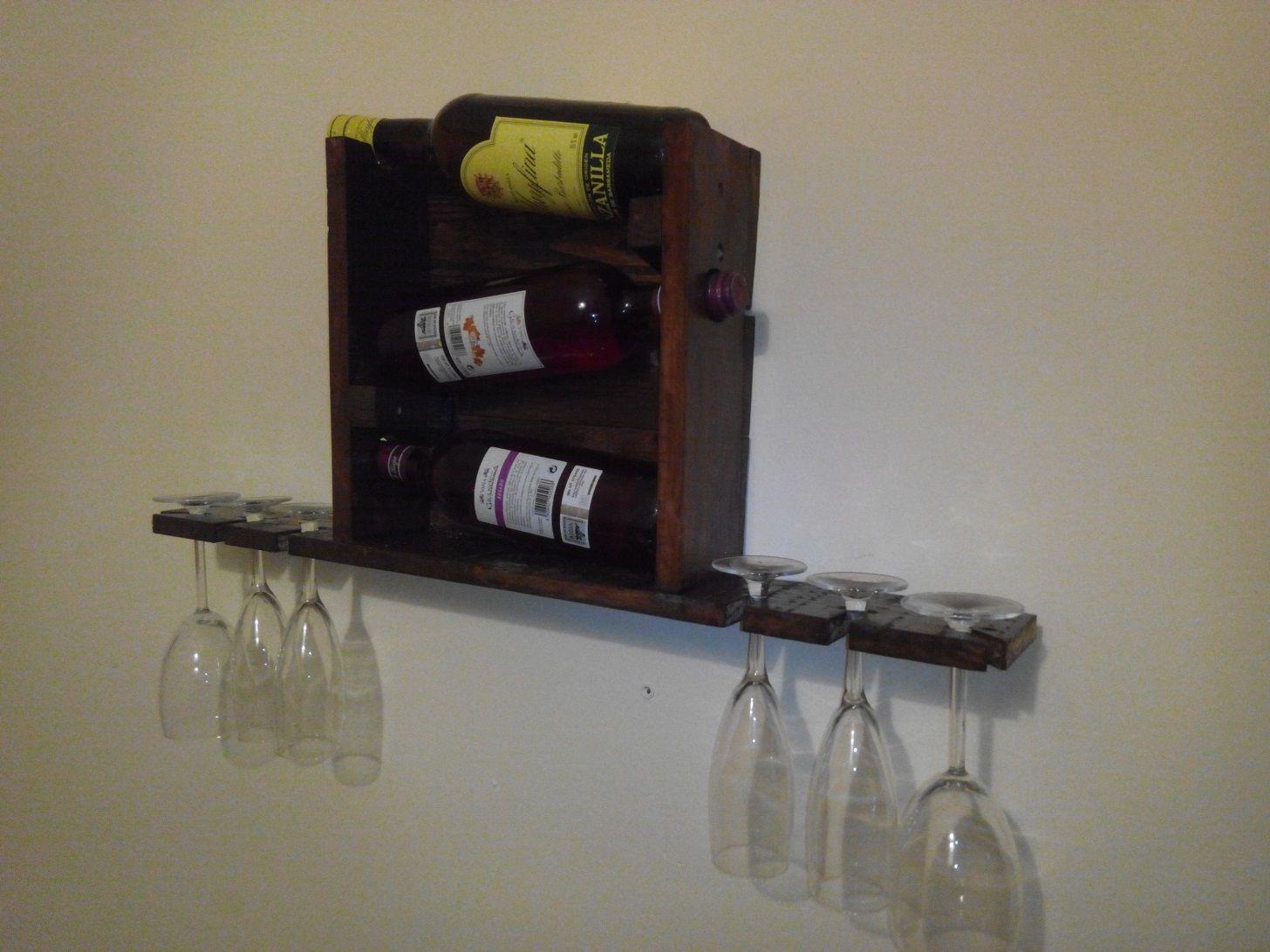 wilde botellero rustico 2 compressor
