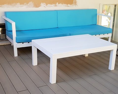 sofa con palets glew compressor