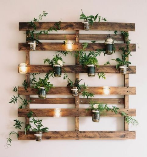 jardinera de madera sevilla