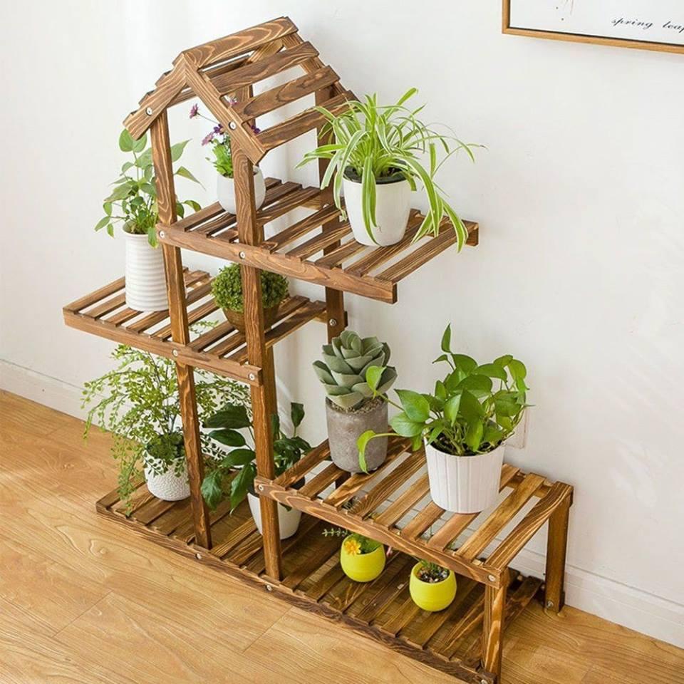 jardinera casita