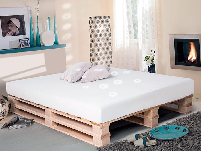 cama matrimonial chillout